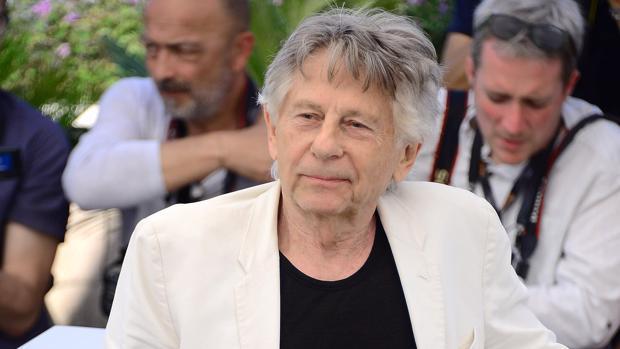 Roman Polanski en el Festival de Cannes