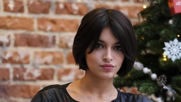 Lucía Rivera, durante una entrevista reciente con ABC