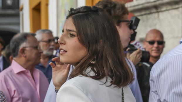 Tana Rivera, hija de Eugenia Martínez de Irujo y Fran Rivera