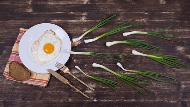 Lo que comemos influye en la calidad del semen.