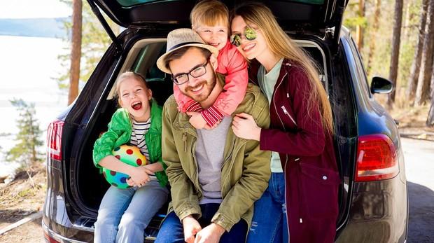 Viajar con los niños siempre requiere una buena planificación