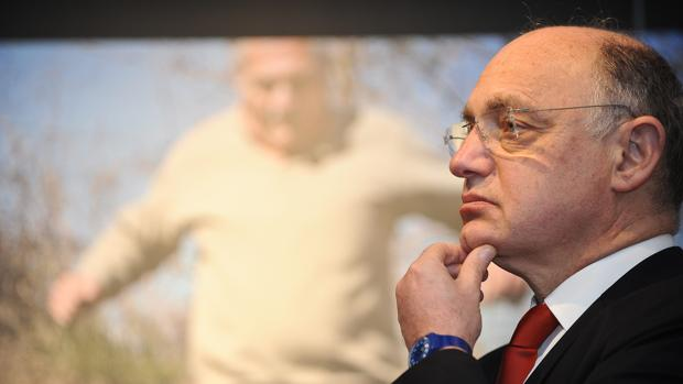 Fotografía de aechivo del exministro de Asuntos Exteriores argentino Héctor Timerman