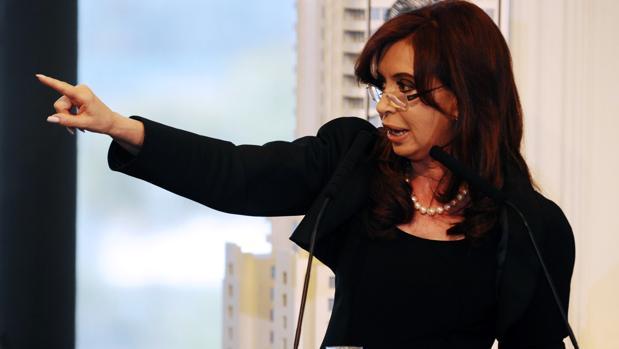 Cristina Fernandez de Kirchner, expresidenta de Argentina
