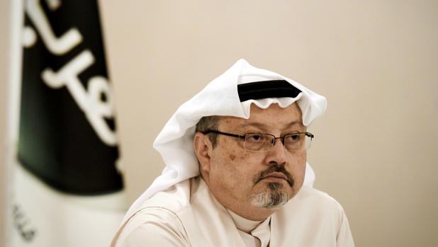 Jamal Khashoggi, en una imagen de 2014