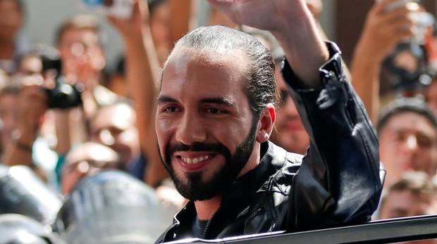 Nayib Bukele, el nuevo presidente de El Salvador
