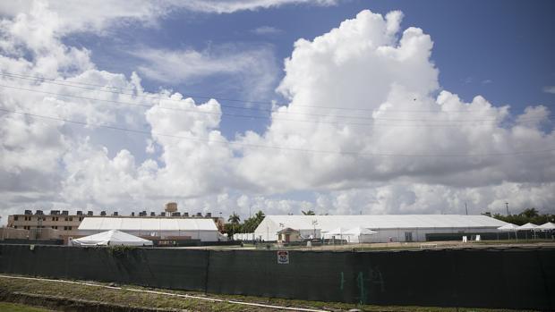 El centro de detención para niños «Homestead» en Florida