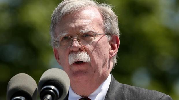 El ex consejero de Seguridad Nacional de EE.UU., John Bolton