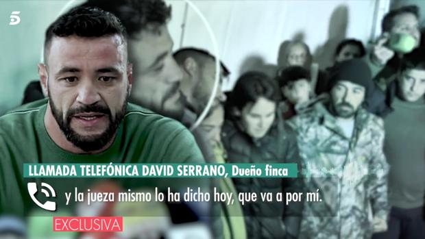 David Serrano habló en 'El programa del verano'