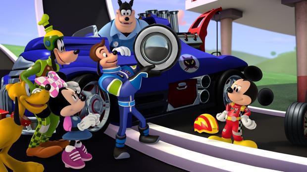Mickey y los Superpilotos se estrena hoy en Disney Junior