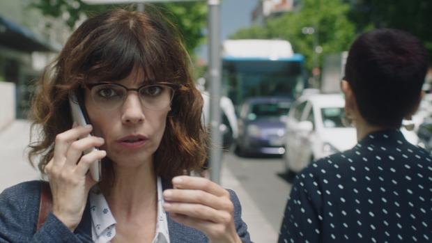 Maribel Verdú es la protagonista de «Sin rodeos», el nuevo filme de Santiago Segura