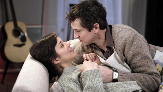 Guillaume Canet y Marion Cotillard protagonizan «Cosas de la edad»