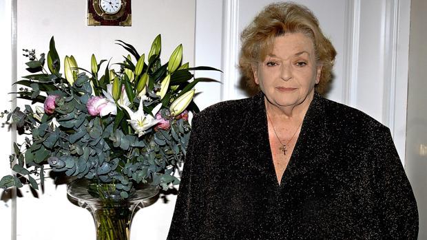 Marisa Porcel, en una imagen de archivo