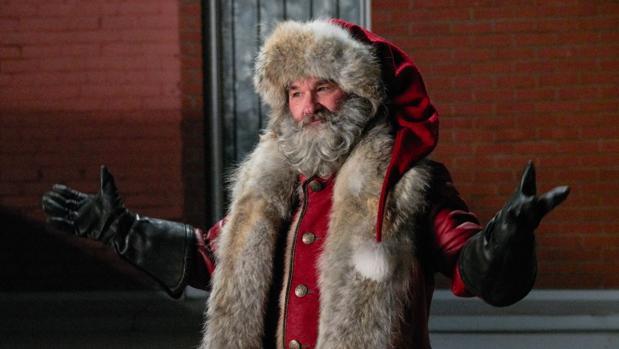 Kurt Russell es Papá Noel en «Crónicas de Navidad»