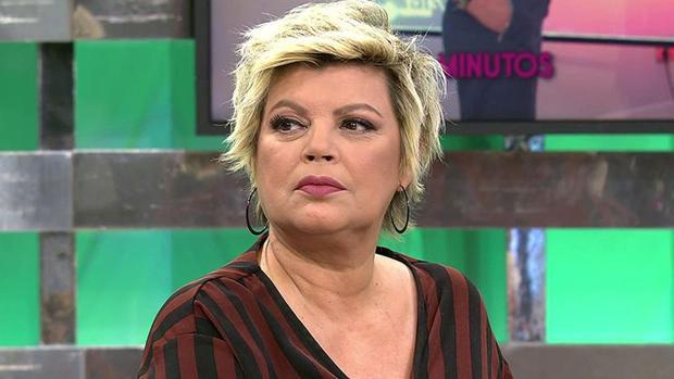 Terelu Campos, en
