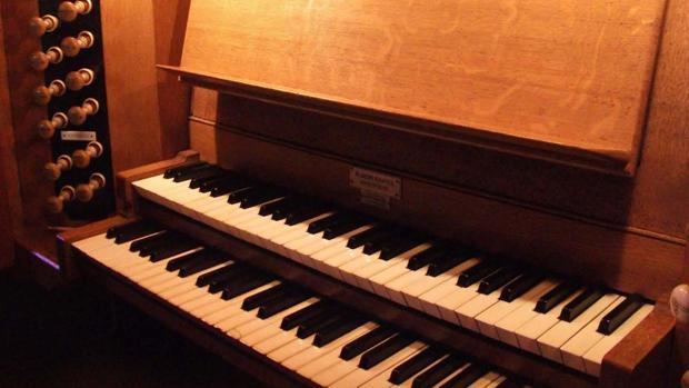 El órgano de Santiago fue construido en 1870 para una iglesia de Escocia