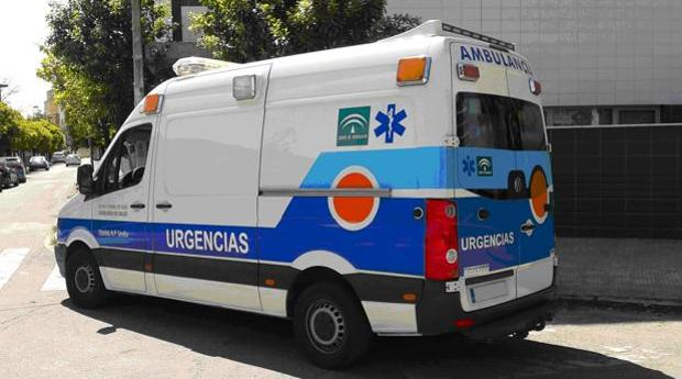 La agresora ya había protagonizado un incidente en la ambulancia