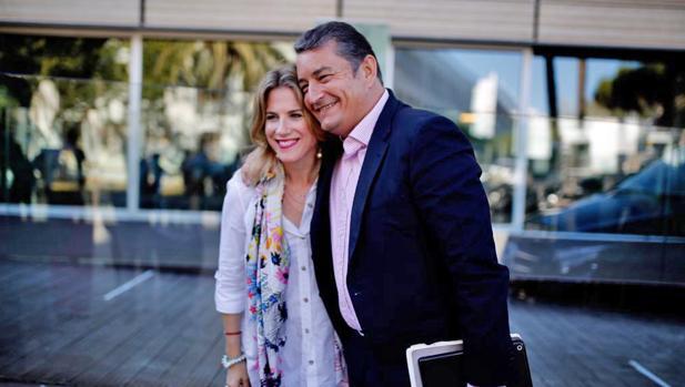 Ana Mestre y Antonio Sanz