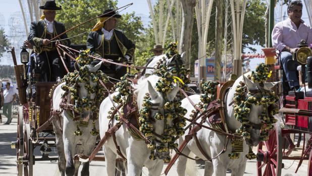 La fecha de la Feria de El Puerto en 2020.