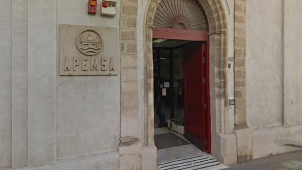 Sede de APEMSA, la empresa municipal encargada del agua.