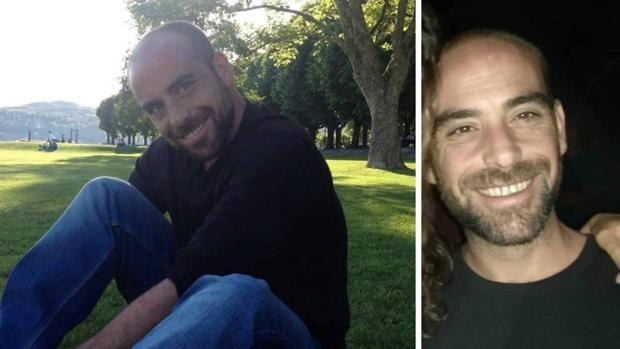 La imagen de Daniel Sastre, desaparecido en la Breña este miércoles.