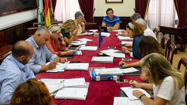 Comisión de seguimiento del Edusi.
