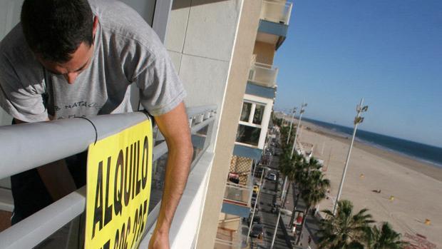 El precio de alquiler de viviendas en Cádiz es ligeramente inferior al que muestran algunas estadísticas.