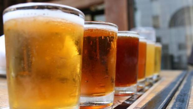 La ingesta moderada de cerveza es buena para la salud.