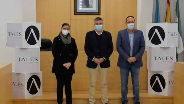 Mairena del Alcor acoge un proyecto piloto de medición de contaminación en aulas y de riesgo de Covid