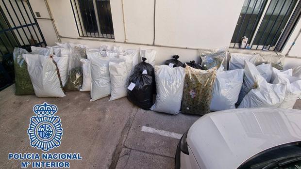 La droga, de Cádiz hasta Alemania