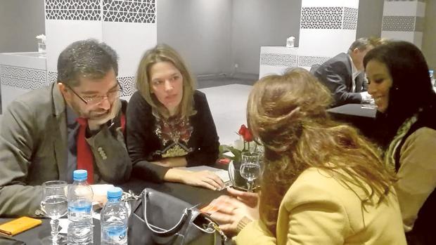 Reunión de trabajo celebrada estos días en Marruecos